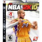 NBA 2K10 for PS3 £8.49@Tesco Entertainment