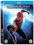 Spider-Man 1, 2 And 3 Trilogy - Bluray - £8.90 Delivered - Tesco Entertainment