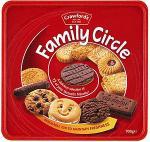 Family Circle tub (900g) £2.99 @ Sainsbury's INSTORE