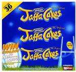 McVitie's Jaffa Cakes Triple Pack (36 per pack x 3 packs - 423g - Usually £3) £1.44 at Tesco