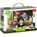 Guess With Jess: Floor Puzzle & Peter Rabbit Giant Floor Puzzle £3.99 each (Were £6.99) @ Play