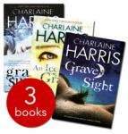 Charlaine Harris Collection (3 Books) £4.99 delivered @ The Book People