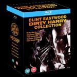 Clint Eastwood Dirty Harry Blu Ray Box set 5 disc Best buy instore