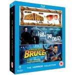 Horror Collection Blu-ray (Bubba Ho-tep/I Sell The Dead/My Name Is Bruce) @ HMV - £11.99 + Top Cashback