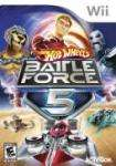 Hot Wheels: Battleforce 5 Nintendo Wii (just released this month) £13.44 using voucher @ the hut