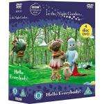 In the Night Garden: Hello Everybody! Box Set [DVD] 4 Disc Boxset £9.97 delivered @ Amazon