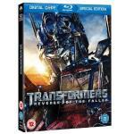 Transformers: Revenge of the Fallen (3-Disc) with Bonus Digital Copy [Blu-ray] [2009] £9.99  @  Amazon