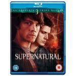 Supernatural Complete Season 3 (Blu Ray) £14.93 @ Amazon.co.uk