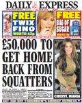 Saturday newspaper offers - see post - The Times/Daily Telegraph/Daily Star/Daily Mail/The Guardian/Daily Express/ The Sun