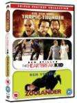 Tropic Thunder / Zoolander / The Heartbreak Kid - 3 DVD Set £4.97 at Tesco