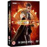 Doctor Who The Complete Specials from Amazon @ £19.38 - brilliant