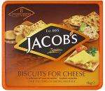 Jacob's Biscuits for Cheese (900g) £2.75 at Tesco