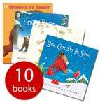 "The Bear Collection - 10 books including ""We're Going on a Bear Hunt"" - £9.99 delivered @ The Book People"