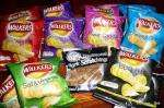 WHSmith Airport Stores Any 2 bags of Walkers Crisps £1 (89p each)