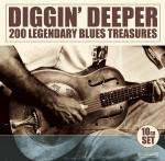 Diggin Deeper - 200 Blues Treasures (10CD) Box set - £8.45 Delivered @ Zavvi