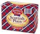 Mothers Pride Scottish Plain Loaf 800g 2 for £1.50 instore @ ASDA