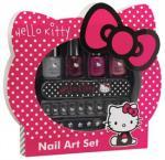 Hello Kitty Girls Nail Art Set Pink -£6.99 @mandmdirect