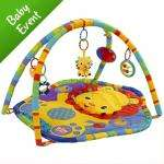 Bright Starts Roaring Fun Play Gym £7.50 at Asda Direct