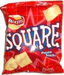 Walkers Square crisps 10 pack £1 in Asda