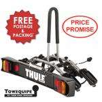 Thule 9502 towbar mounted 2 bike rack (+ code, price promise & free del.) £81.89 @ Towequipe