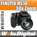 Fujifilm FinePix HS10 Digital Camera £269 - £130 off RRP @ Wolu