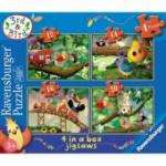 Ravensburger: 3rd And Bird Jigsaw Puzzle 4 Pack £2.99 delivered @ Play.com