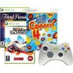 Xbox 360 Controller Deal + 3 games £24.99 @ Comet