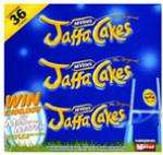 Jaffa Cakes 36 Pack £1.56 @ The Co-operative