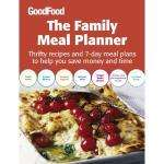 Good Food: The Family Meal planner Book £3.99 @ Amazon Been £12.99