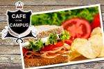 £2 instead of £6.63 for a hot or cold sandwich with fillings of your choice such as Prawn Mayo and BBQ Chicken plus a packet of crisps and warming drink at Cafe in the Campus - Save 70% (Leeds)