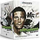 Born Survivor Bear Grylls: Series 1/2/3/4: 21dvd: Box Set Only £49.99 Delivered @ HMV