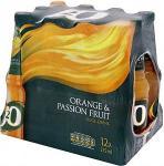 J2O Orange and Passion Fruit/ Apple and Mango 12 x 275ml bottles £5 @ Netto