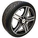 "Ripspeed Eclipse 15"" Alloy Wheels & Tyre Package £279 @ Halfords"