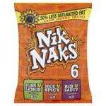 18 Pack of Nik Naks only £1.68 @ Asda