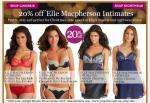 20% off Elle Macpherson Intimates  @Figleaves