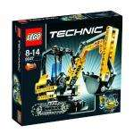 LEGO Technic 8047 Compact Excavator 14.99 @ Amazon UK