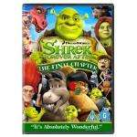 Pre-order Shrek Forever After: The Final Chapter DVD £9.99 delivered @ Amazon