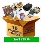£10 BARGAIN BOX DEAL @ MoD (RRP £99) ENDS IN 12 HOURS