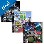 PS3 GAMES Triple Pack: Planet 51 + PES 09 + Star Wars Force Unleashed @ Asda £25