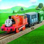 Tomy Thomas the Tank Engine & Friends Trackmaster motorised trains Various only £3.99 @ B&M Retail