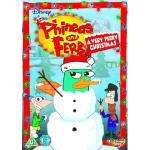 Phineas & Ferb: A Very Perry Christmas [DVD] Price Matched £8.99 @ HMV,Play & Amazon