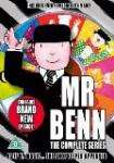 Mr Benn - The Complete Series - All 18 Episodes (there seemed more when we were small !) [DVD] £2.98 @ Choices
