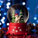 Red Snowman/ Angel snow globe was £29.00 now £12.82 @ Debenhams