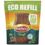 Kenco DECAFF Coffee pouches 4 x 150g at Amazon for £9.60