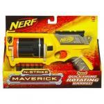 Nerf- N-Strike Maverick  £6.72 @ Amazon