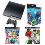 Sony PS3 320GB + Move Starter Pack + Sports Champions + Tiger Wood // £349.99 (or £329.99 for card holders/members! (free to join)) @ Co-operative Electrical!