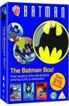 Batman Triple Pack (3 Disc DVD Boxset) £5.99 delivered @ Play