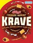 KELLOGG'S KRAVE HALF PRICE £1.34 @ CO-OP