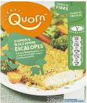 Quorn Mozzarella & Pesto Escalopes (240g) £2.69 & Quorn Lemon & Black Pepper Escalopes (2 per pack - 220g) £2.48 BOGOF @ Sainsburys