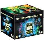 Ben 10 Alien Force Boxset DVD £21.97 @ Amazon (9 discs)